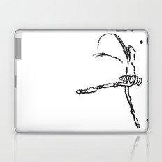 Bailarina Crayola Laptop & iPad Skin