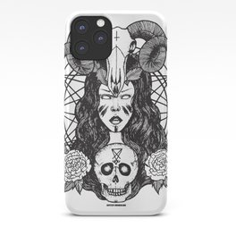 Satanic Princess iPhone Case