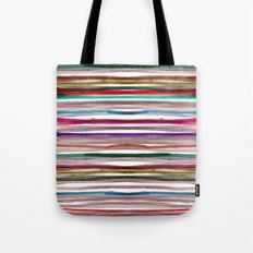 Rainbow Stripes 1 Tote Bag