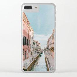 venice iii / italy Clear iPhone Case