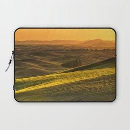 Golden Grains Laptop Sleeve