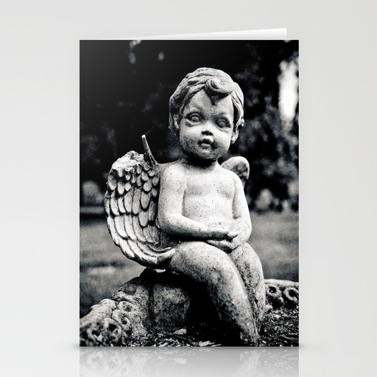 Forgotten angel Stationery Cards