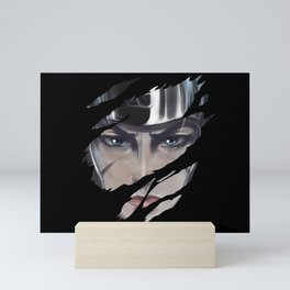 Tobirama Face Mini Art Print