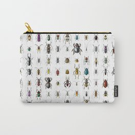 Beetlemania / Get your entomology on! Carry-All Pouch