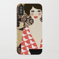 Camille iPhone X Slim Case
