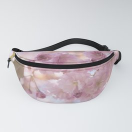 Pink Spring Cherry Blossom Fanny Pack