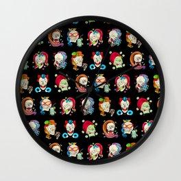 Skullgirls Wall Clock