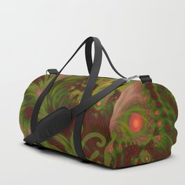 Tahitian Sunrise Duffle Bag