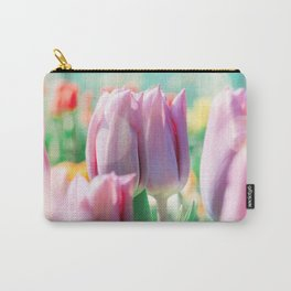Tulips field 23 Carry-All Pouch