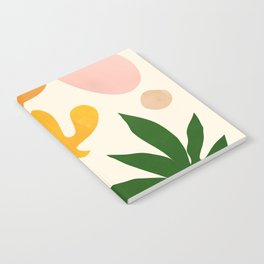Abstraction_Floral_001 Notebook