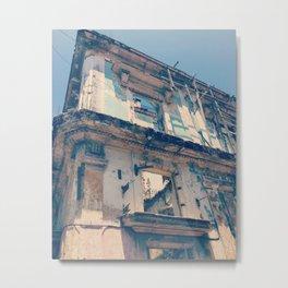Abandoned Havana Metal Print