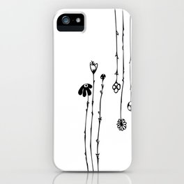Flowers #2 iPhone Case