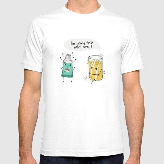 I'm going first T-shirt