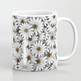 Daisies pattern Coffee Mug