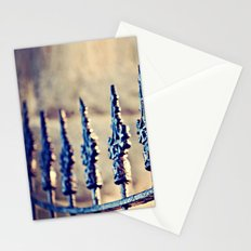 Fence Love Stationery Cards