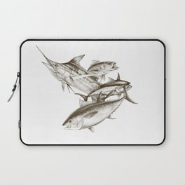Saltwater big game Laptop Sleeve