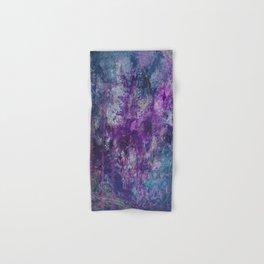nocturnal bloom Hand & Bath Towel
