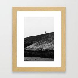 Sand Dancer Framed Art Print