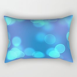 Bokeh I Rectangular Pillow