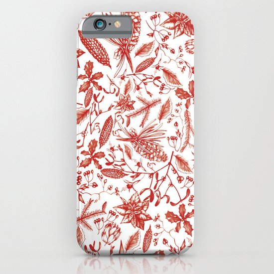Christmas Time iPhone & iPod Case