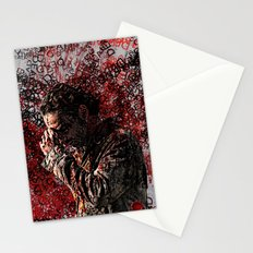 Walking Dead: Rick Stationery Cards
