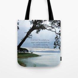 Sweet Vision Tote Bag