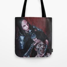 Cyberdeath Tote Bag