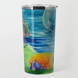 Duck Creek, Kanab, Lake Powell Travel Mug