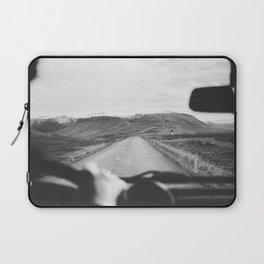ON THE ROAD XVII Laptop Sleeve