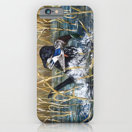 Opening Day  iPhone Case
