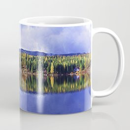 Inez Lake Montana Panorama Coffee Mug