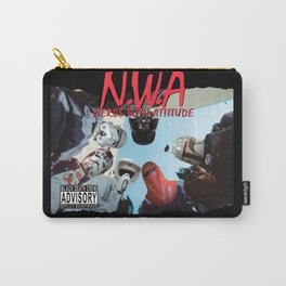 N.W.A (Nerds With Attitude) Straight Outta Comicon Carry-All Pouch