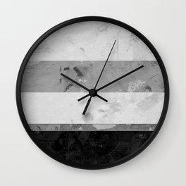 Digital Abstraction 003 Wall Clock