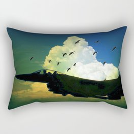 The Jet by Toast Rectangular Pillow