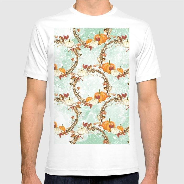 Autumn Pattern 09 T-shirt