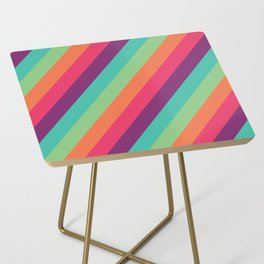 70s Flair Side Table