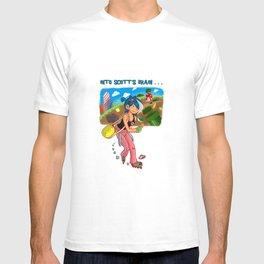 Ramona Flowers - Into Scott's Brain T-shirt