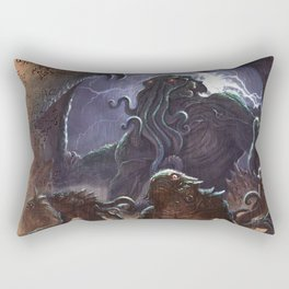 GREAT ANCIENT CTHULHU Rectangular Pillow