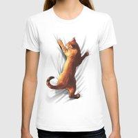 gladiator T-shirts featuring CAT by karakalemustadi