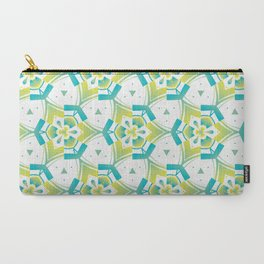 Yellow&blue Carry-All Pouch