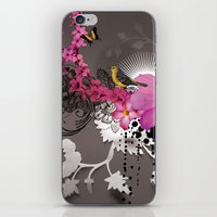 romantic iPhone & iPod Skins featuring Romantic by Million Dollar Design
