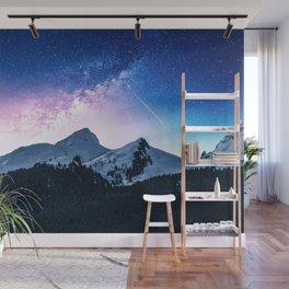 Celestial Glaciations Wall Mural