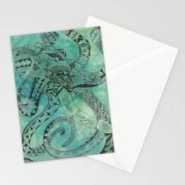Te Wheke Muturangi Stationery Cards