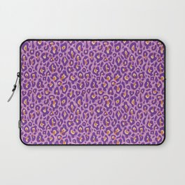 The Animal in Me-Orchid Laptop Sleeve