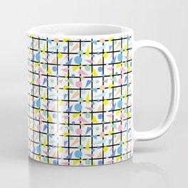 Postmodern Fish Coffee Mug