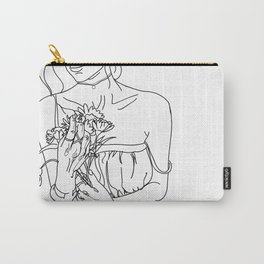 Remember Me Not Carry-All Pouch