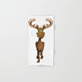Moose Named Moe Hand & Bath Towel