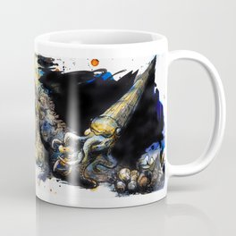 The Silurian Sea Coffee Mug