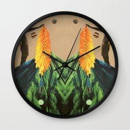 nihil ausus, nihil acquisitus Wall Clock
