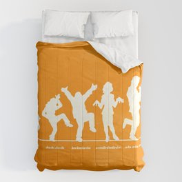 Bluth Chickens Comforters
